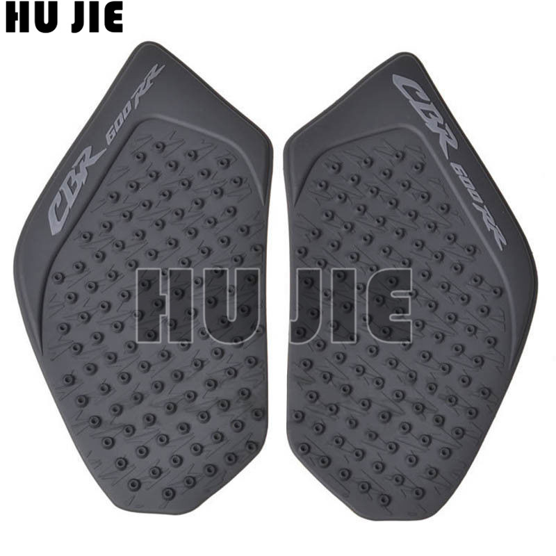 Industrious Motorcycle Tank Traction Pad Side Gas Knee Grip Protector Pad Sticker For Honda Cbr600rr Cbr600 Rr Cbr 600 Rr 2003-2006 04 05 Relieving Heat And Sunstroke Decals & Stickers