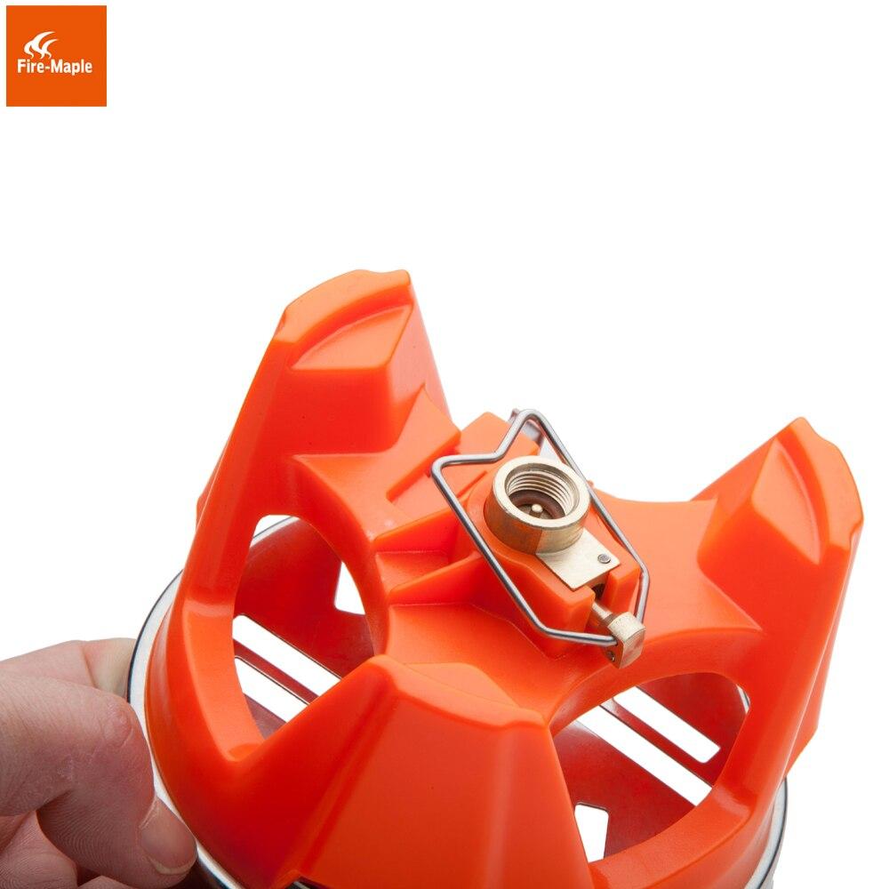 Fire Maple X2 En Plein Air Cuisinière À Gaz Brûleurs Compact Système de Cuisson Avec Échangeur De Chaleur Pot FMS-X2 Camping Trekking & Poêles - 6
