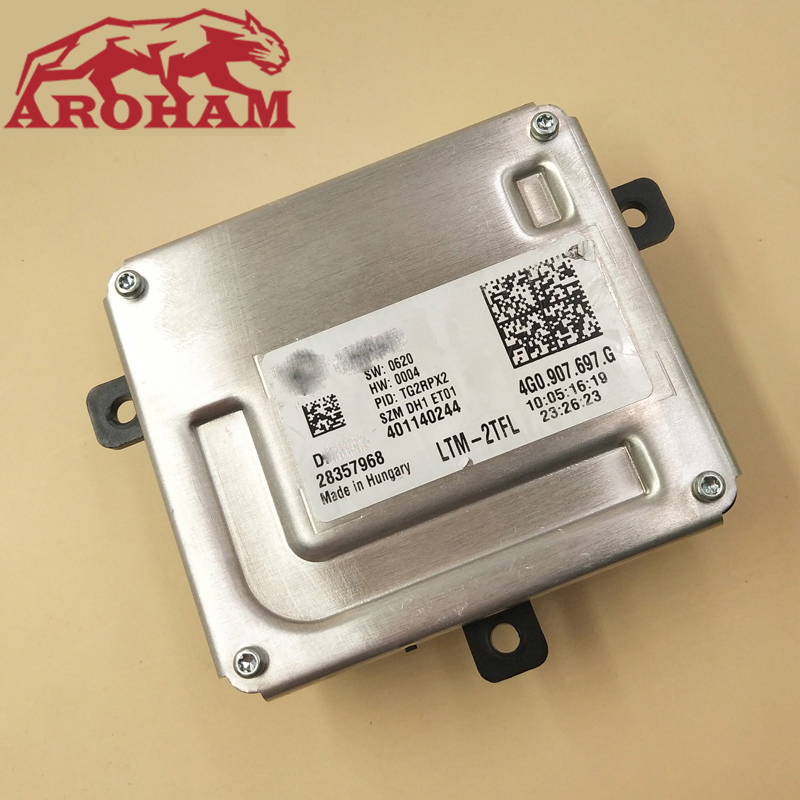 Free shipping Best Quality Daytime driving module Xenon headlights Follower controller 4G0 907 697 G 4G0907697G