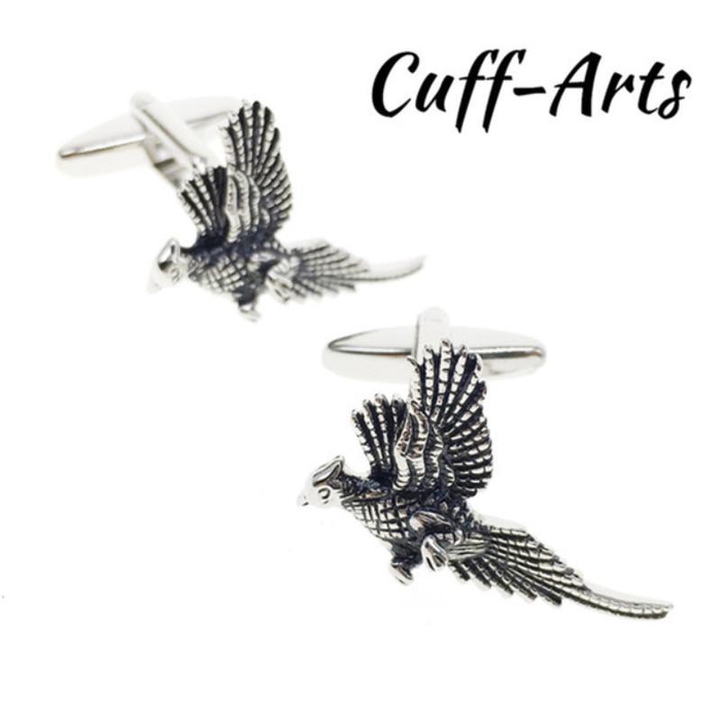 Cuffarts Cufflinks for Mens High Quality Cufflinks Animals Novelty Cufflinks Luxury Shirt Cufflinks in Tie Clips Cufflinks from Jewelry Accessories