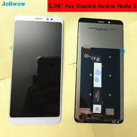 Tested 5 99 For Xiaomi Redmi Note 5 Redmi Note5 LCD Display And Touch Screen Digitizer