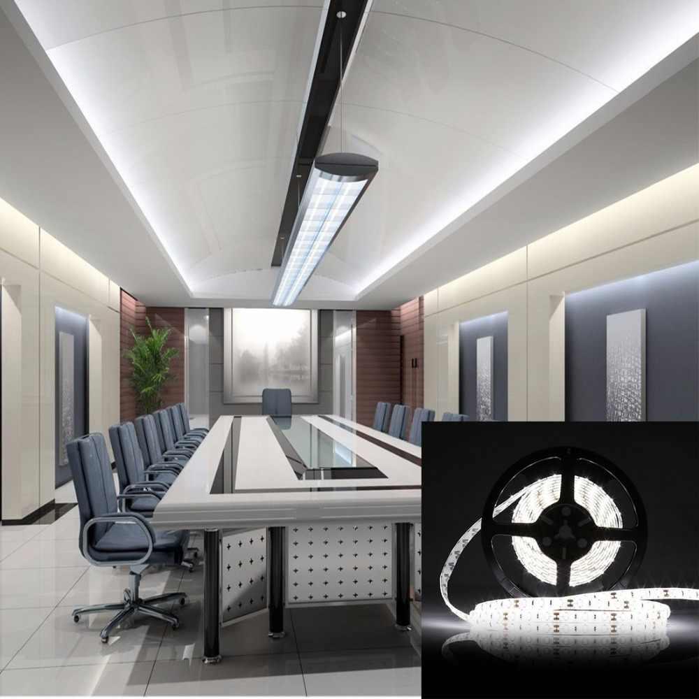OSIDEN DC12V 5630 LED strip light 5 m/rolka 300 LED 5730 elastyczny drążek LED nie wodoodporny/wodoodporny dekoracja do wnętrza domu światło