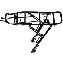 עסקה טובה סגסוגת אחורי אופניים טנא Rack Carrier תיק מטען מחזור אופני הרים שחור