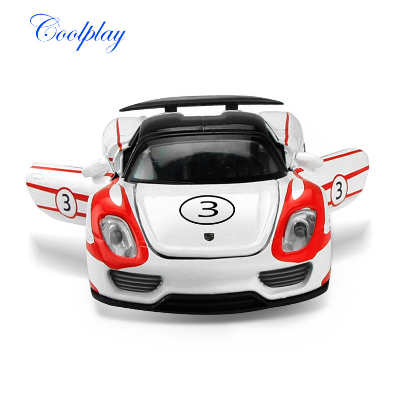 1:32 Scale Alloy Diecast Car Model Toy Flashing & Musical Model Cars Toys Vehicles Sports Car Birthday Gift for Boy Kid )