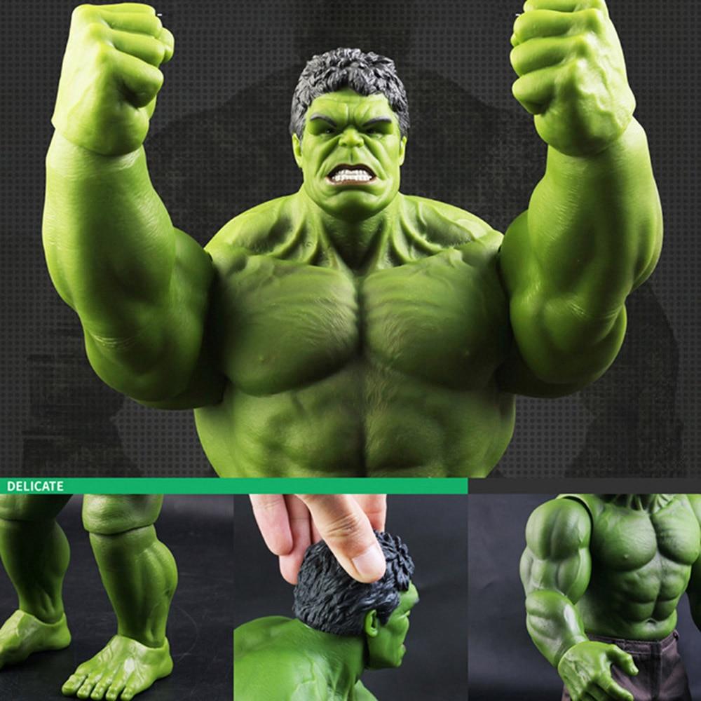 NEW Avengers Alliance Hulk Model Large Size 42cm in-Stock items 1//6th FIGURE
