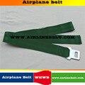 38 мм ширина сменные ремень Большой самолет пряжки ремней безопасности самолета ремень безопасности сиденья пряжка съемный ремень