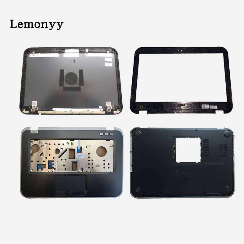 NEW LCD TOP cover For DELL inspiron 14Z 5423 DP/N 0DJ3K8 LCD bezel cover Palmrest Upper bottom base cover for dell xps 12 9q23 brand new palmrest c shell dp n 0yhkxx