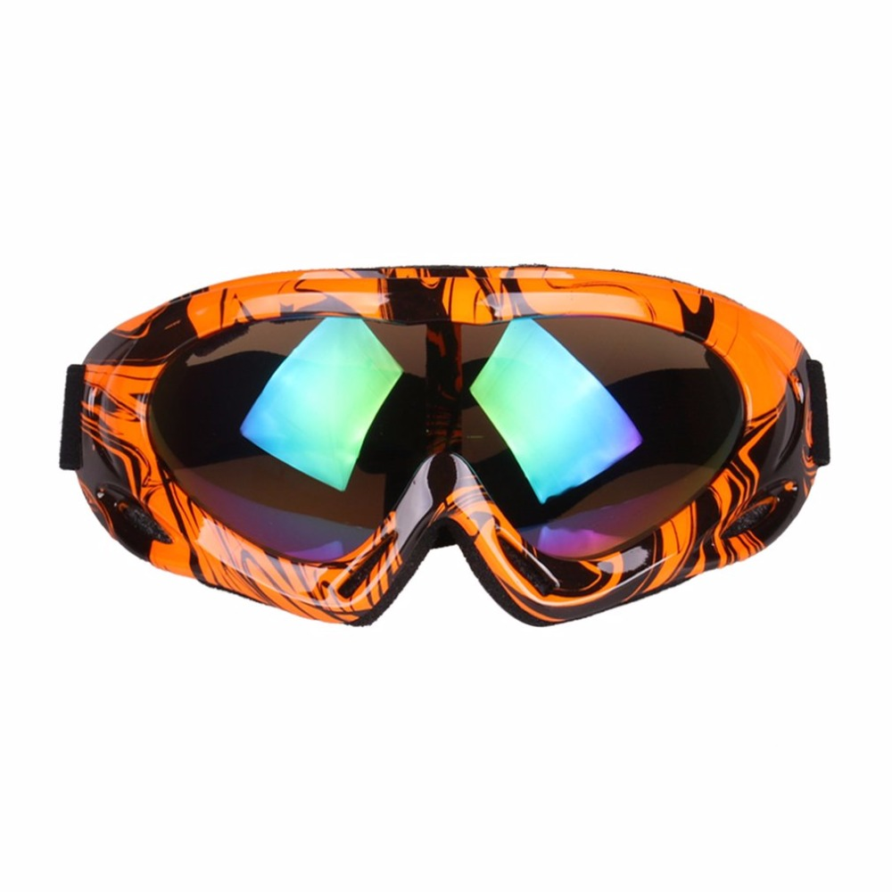 Unisex Ski Goggles Anti-sand Windproof Snow Snowboard Ski Glasses Eyewear For Outdoor Activities Hot ...