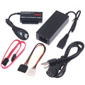 891U3 USB 3.0 Para SATA IDE 2.5 Polegada 3.5 Polegada External Hard Drive Adapter Converter Cable Super Alta Velocidade EUA plugue