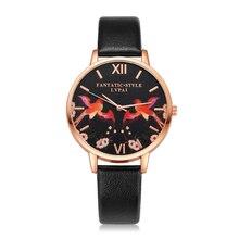 Glorious High quality Girls Wrist Watch Girls Well-known Feminine Clock Quartz Watch Hodinky Quartz-watch Montre Relogio Feminino