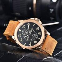 44mm parnis mostrador preto aço inoxidável relógio automático masculino couro pulseira de reserva de energia aço inoxidável caso esportes relógios masculinos