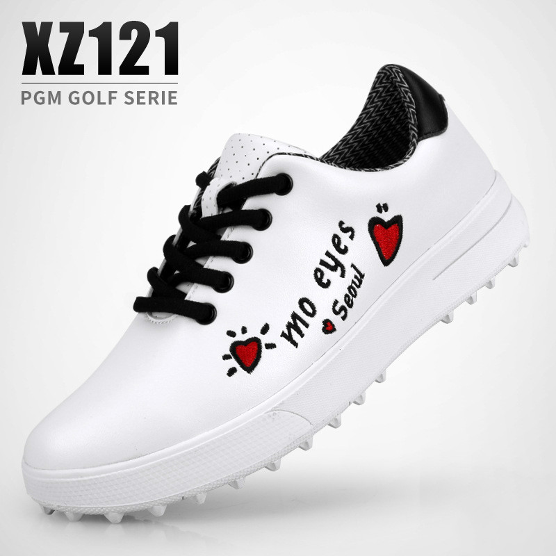 2019 PGM Golf Shoes Childrens Sports Shoes GirlsWaterproof Shoes Graffiti Girls Shoes XZ1212019 PGM Golf Shoes Childrens Sports Shoes GirlsWaterproof Shoes Graffiti Girls Shoes XZ121