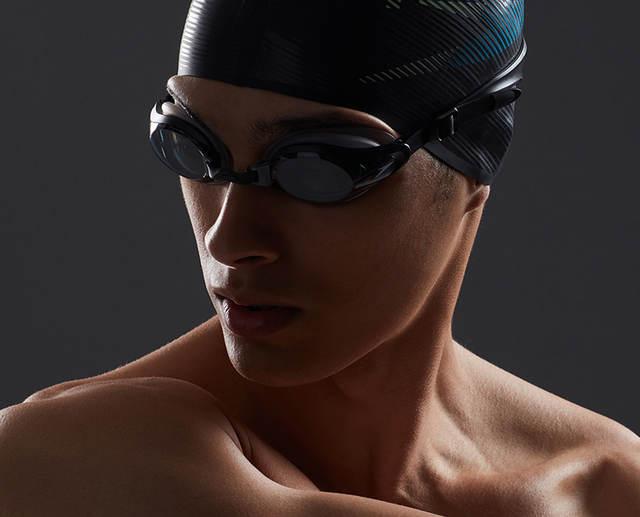 c558b8371f Speedo Myopia Swimming Goggles Mariner Optical Goggles Pulse Waterproof  Swim Goggles For Men Women 150~
