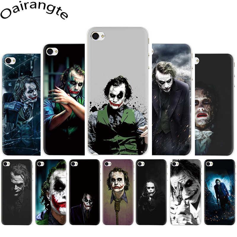 Heath Ledger Joker Hard Phone Cover Case for iphone 5 5s SE 2020 5C 6 6s 7 8 Plus X XR XS 11 Pro Max