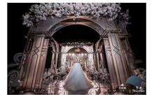 New Sunshine Plate Arch Background Decoration Iron Art Crystal Gate Wedding Stage Projects Screen