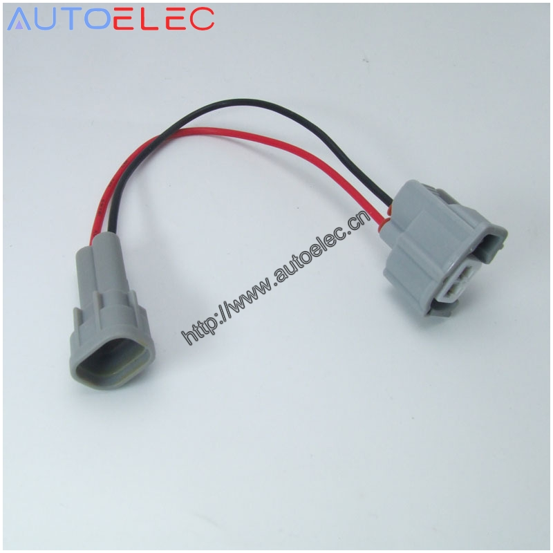 us $110 0 ev1 male todenso 850cc to nippon denson wiring harness adapter case for delphi montor soarer chaser supra 1jzgte 1jz gte turbo in wiring GM Wiring Harness