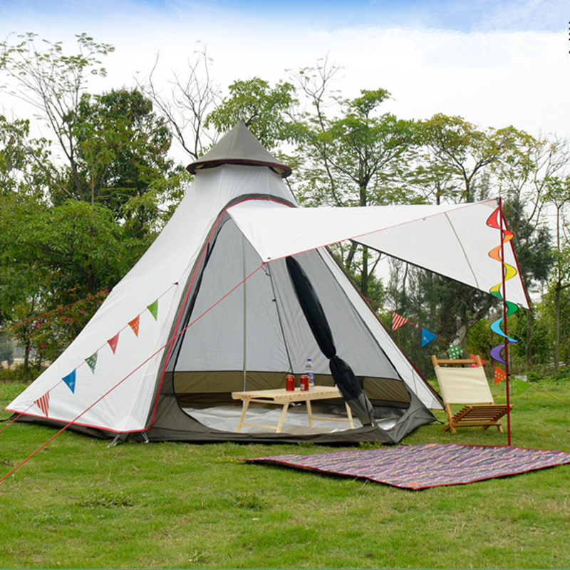 Style, Lightweight, Family, Waterproof, Tipi, Indian