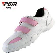 9f95c67be9 2019 PGM Golfe Sapatos De Couro Da Marca Para As Mulheres Tênis Esportivos  Respirável Anti-