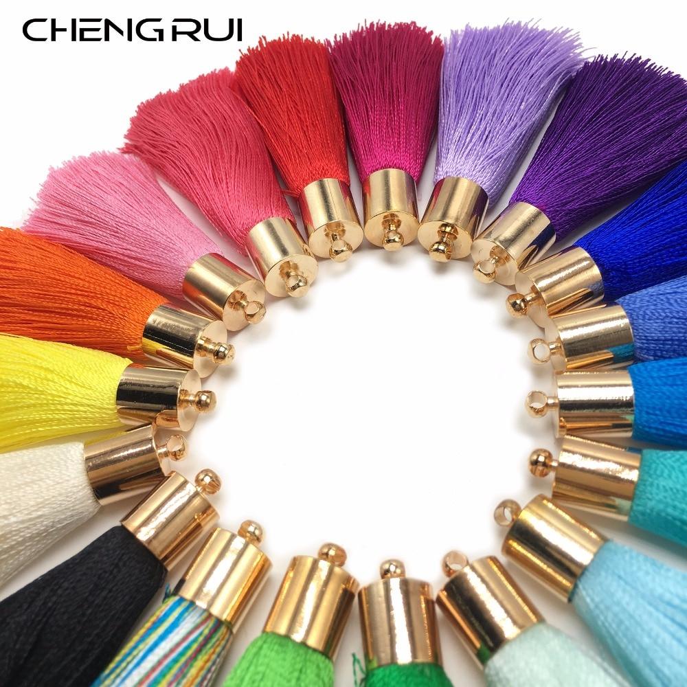 CHENGRUI L93,5cm,tassel,silk tassels,brush curtain,craft,fringe silk,earring findings,fringe curtain,shadow curtains,4pcs/bag