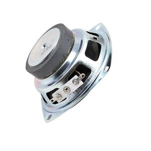 Image 4 - Tenghong 2 pièces 3 pouces gamme complète haut parleurs 4Ohm 10W 78MM carré Portable haut parleur unité pour Home cinéma haut parleurs bricolage