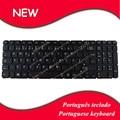 Portuguese keyboard For Toshiba Satellite L50-B L50D-B L50T-B laptop PO keyboard