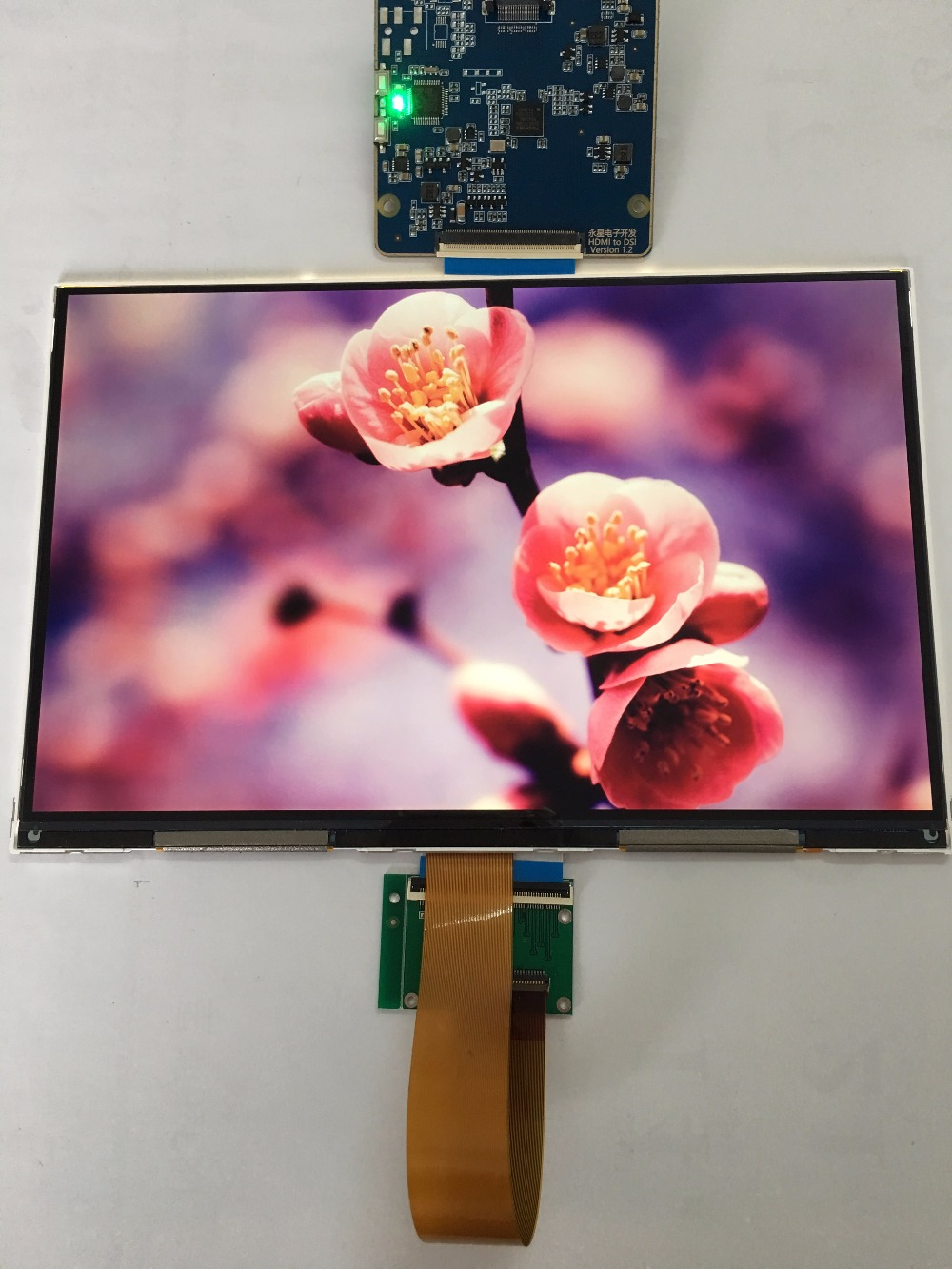 8.9 inch 2560*1600 2k 144p IPS lcd module display monitor with HDMI-MIPI board for diy 3 ...