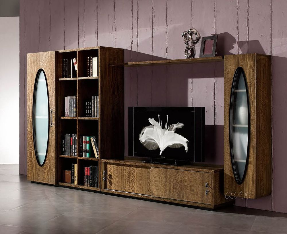 Living Room Wall Unit Open System Wall Unit From Jesse For Those ...