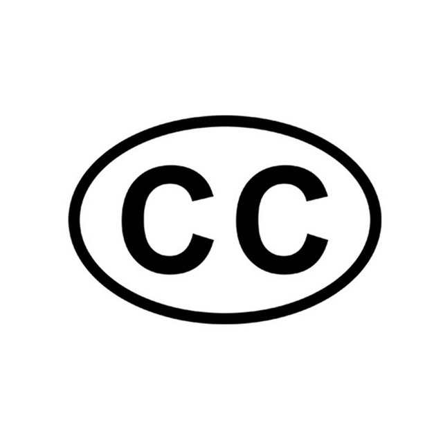 1510cm cc consular corps country code oval fun personality car stickers car styling decals