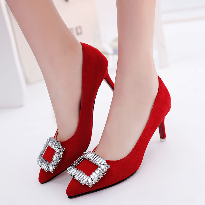 Online Get Cheap Red Dress Shoes Women -Aliexpress.com | Alibaba Group