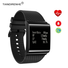 Tiandirenhe X9 Plus Blood Pressure Oxygen Monitor Smart Wristband Sports Bracelet Watches Heart Rate Activity Fitness Tracker