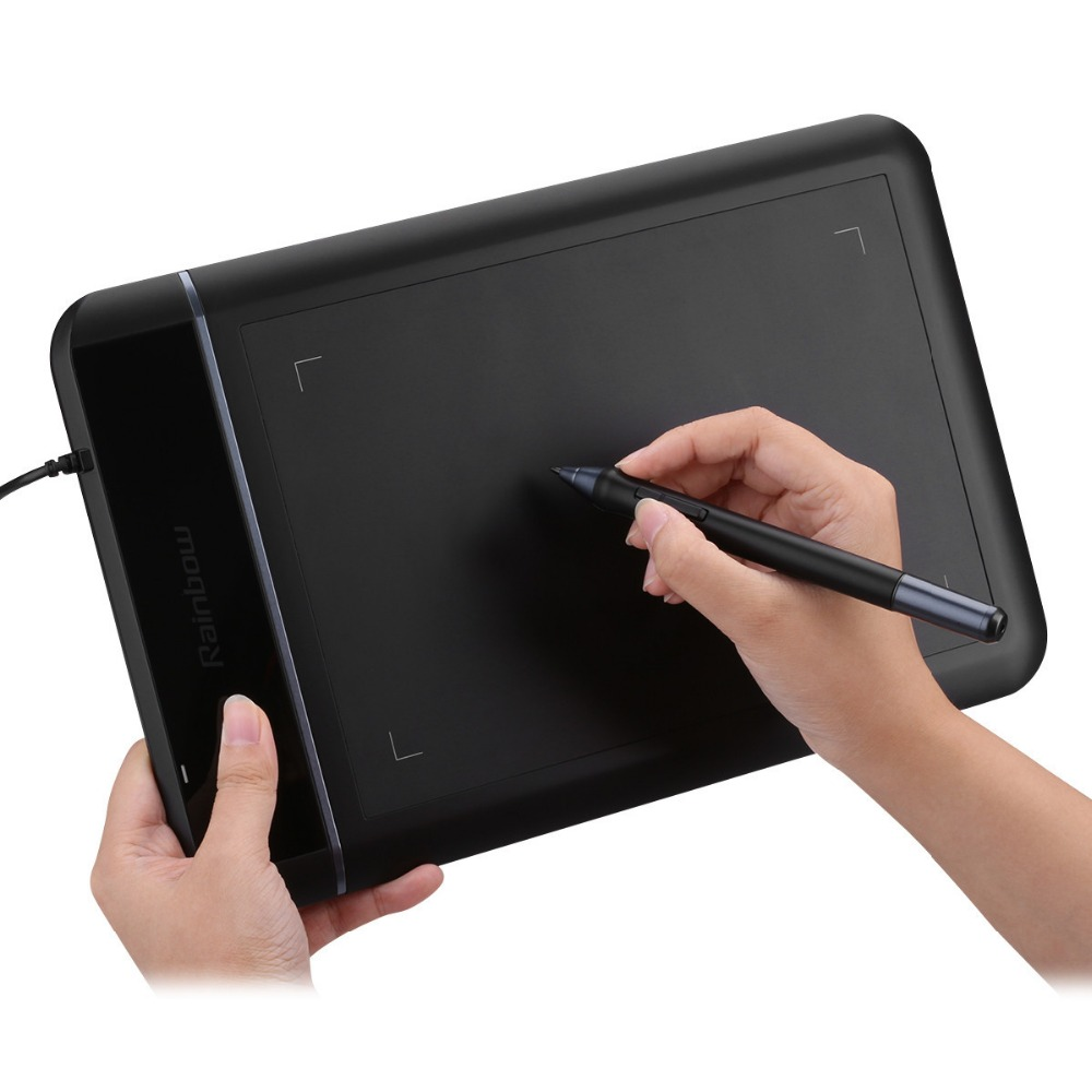 ugee cv720 8x5 inch smart graphics drawing digital tablet