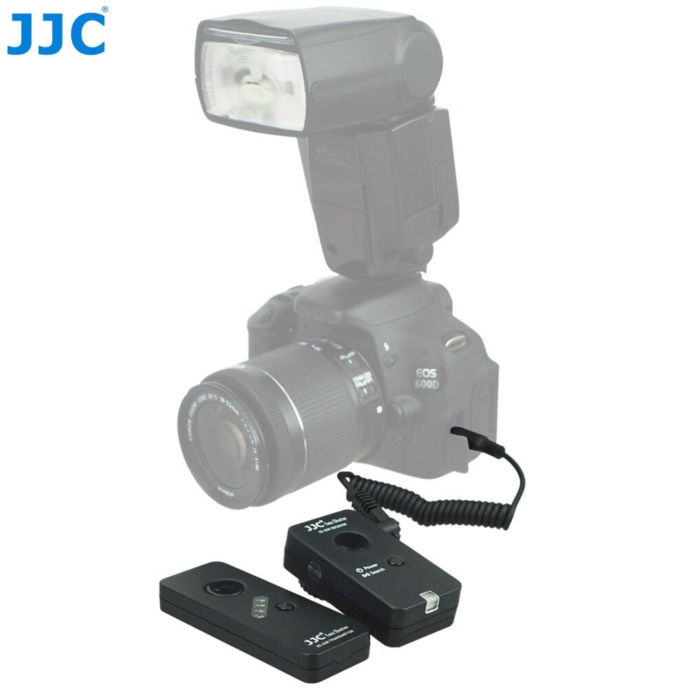 JJC 2.4 ghz 100 メートル距離 RF ワイヤレスカメラリモコンパナソニックカメラ DMC FZ1000/DMC GH4/ DMC G5/DMC G3/DMC GH1  グループ上の 家電製品 からの シャッターリリース の中 1