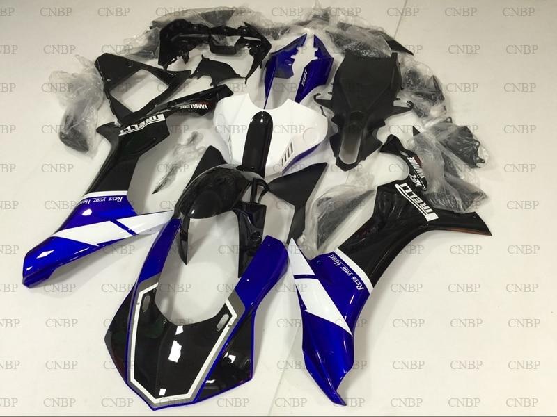 YZF R1 2015 Fairings YZFR1 2015 - 2017 Black Blue Fairing Kits YZF1000 R1 17 Full Body KitsYZF R1 2015 Fairings YZFR1 2015 - 2017 Black Blue Fairing Kits YZF1000 R1 17 Full Body Kits