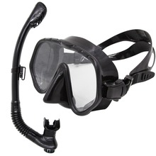 Whale brand Professional diving scuba gear swimming mask and snorkel hot sale diving mask goggles and snorkel set
