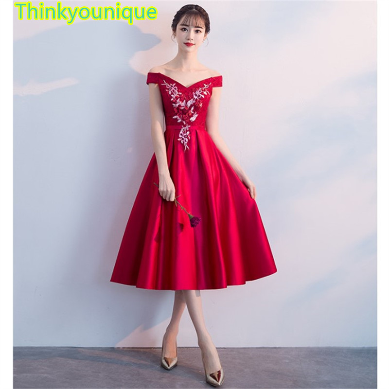 Weddings & Events Linyixun Real Photo Neue Spitze Homecoming Kleider 2017 Scoop Ärmellose Kurze Grade Kleider Satin Vestido De Festa Curto