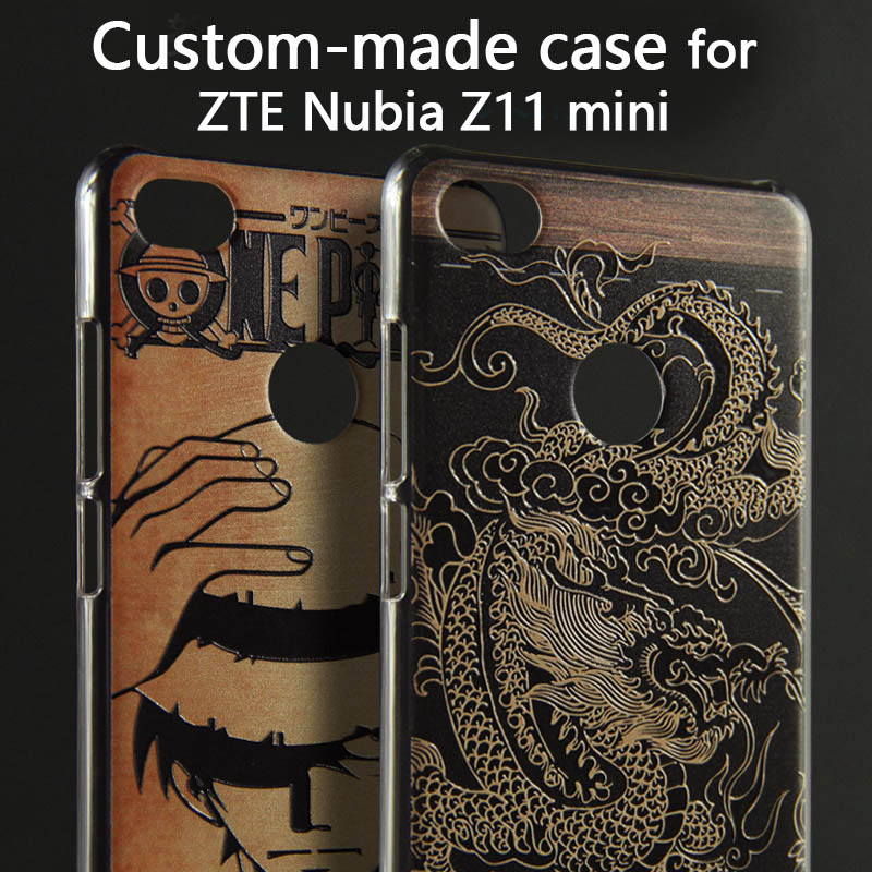 size 40 30c86 fea67 US $6.98 |For ZTE Nubia Z11 mini case, Unique and 3D cartoon custom made  painted back cover case for zte nubia z11mini custom made-in Phone Bumper  ...