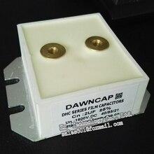 2 UF 1600VDC 20 kHz/30A 5% Modular Snubber capacitor 205 K 1600 V P = 35 MM Em estoque ~
