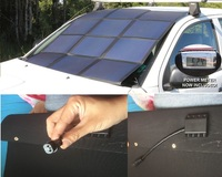 Professional custom flexible solar panel 1000w energy rechargeable battery for placa solar power system battery for used cars