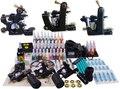 A full set of Tattoo kit  tattoo tool equipment high-grade machine Body Art  kit  YLT-3