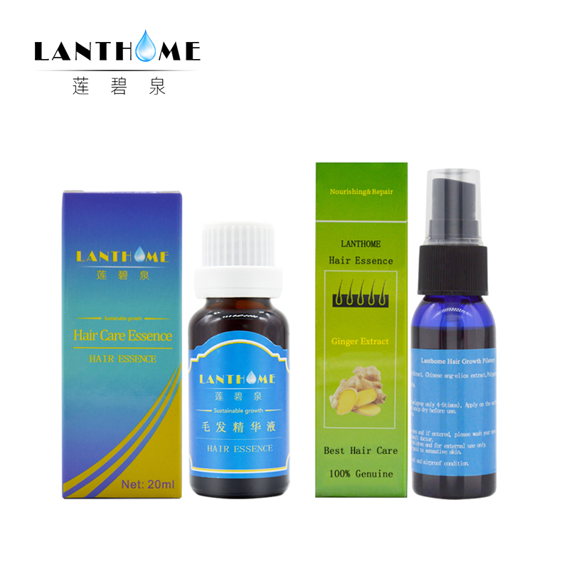Lanthome Hair Care Growth Essential Oils Essence Original Hair Loss Liquid Health Care Bea