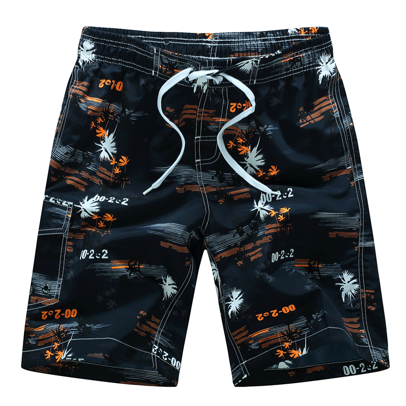 Men Beach Shorts M-6XL Plus Size Swimwear Men Swim Shorts Surf Wear Board Shorts Summer Swimsuit Bermuda Beachwear Trunks Short 1