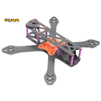 TCMMRC FPV Frame Kit Martian II Wheelbase 220mm 4mm Arm Carbon Fiber for Racing Drone Quadcopter