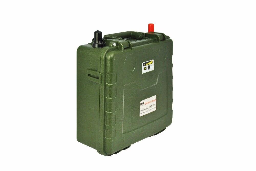 Lithium 12v 100ah lithium battery pack for Golf Cart/ RV/ Marine/ UPS/ Portable Backup P ...