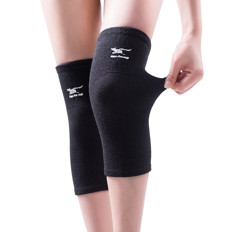 Sports Protective Gear Keep Warm Kneepad Football Sports Safety Basketball Knee Pads Training Knee Support Knee Protector 1pair