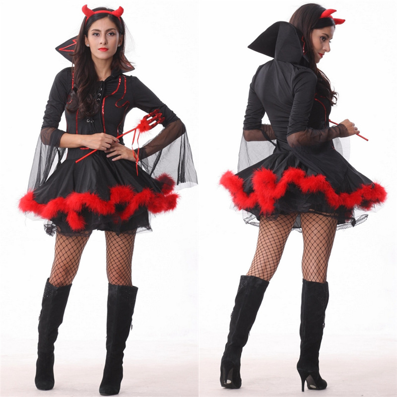 pirate costume role playing suit lady halloween costume nightclub uniform hallowmas cos costume make up - Free Halloween Dress Up Games