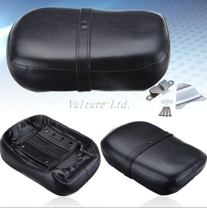 Rear Pillion Passenger Seat For Honda Shadow VT750 ACE VT750C VT750CD 1998-2003