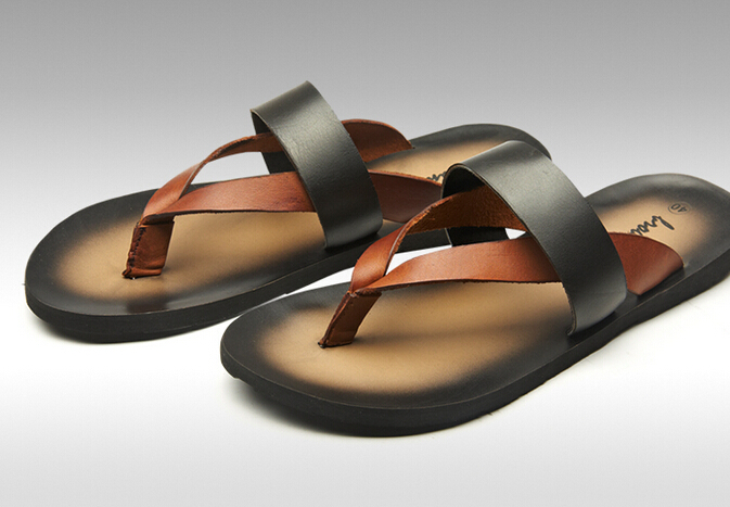 2015 New Arrival Fashion Summer Sandals Slipper For Men