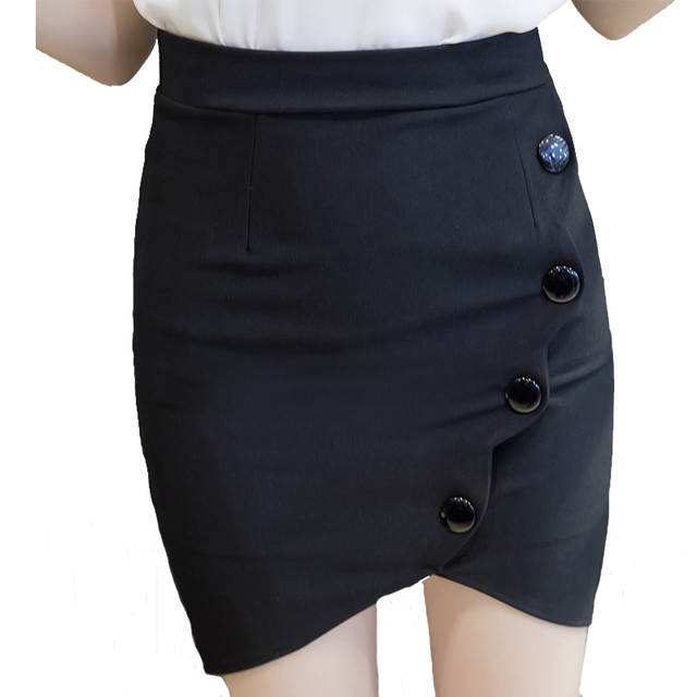 e53bfeab16ff7 placeholder High Waist Pencil Skirt 5XL Plus Size Tight Bodycon Fashion Women  Mini Skirt Red Black Sexy