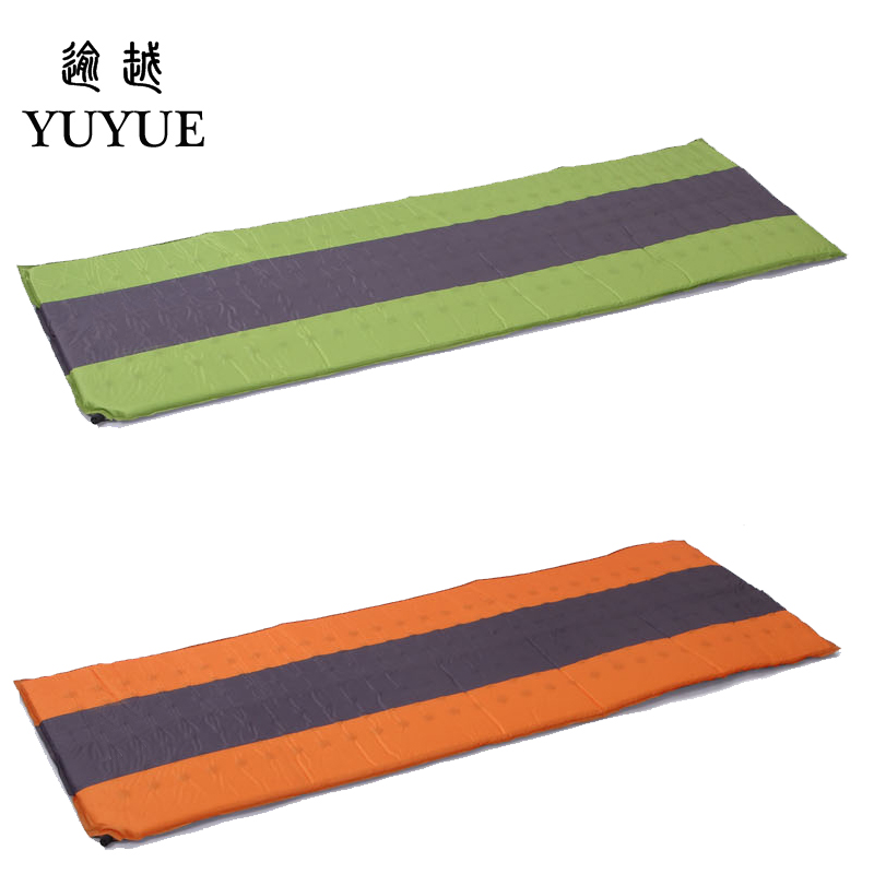 High quality foam Waterproof Inflatable Mattress Camping Tent Travel Mat Bed Equipment for camping Inflatable Mattresses 2
