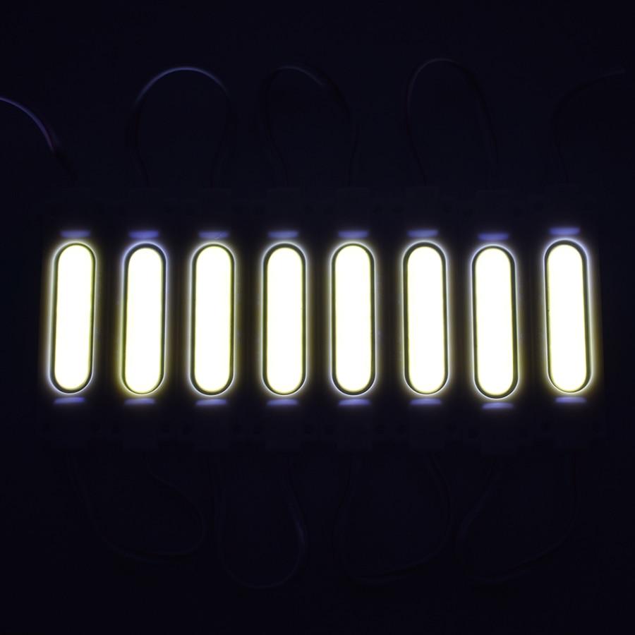 COB LED Module 20pcs lot DC12V 2W IP67 brightness Injection Molding Light Led Sign Backlights for channel letter advertising in LED Modules from Lights Lighting